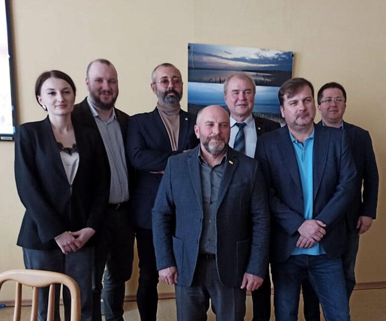 Председателем Ставропольского регионального отделения Союза журналистов России стал Вадим Баканов