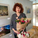 В Пятигорске открылась выставка журналиста, дизайнера, фотохудожника Елены Брежицкой