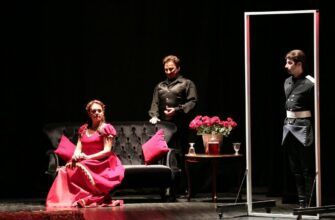На сцене Курзала прошла знаменитая опера Дж. Пуччини «Тоска»
