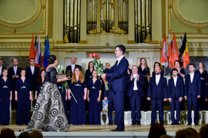 Жизнь на сцене. Хор Северо-Кавказской государственной филармонии
