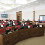 В ПГУ прошла встреча В.А. ФАДЕЕВА с участниками Межрегионального клуба лидеров «Будущее Кавказа»