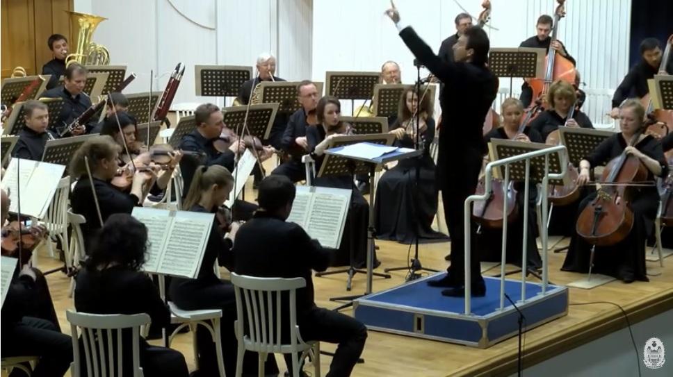 Онлайн концерты Северо-Кавказской государственной филармонии пользуются успехом
