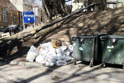 Штрафы за незаконный сброс отходов собираются значительно увеличить