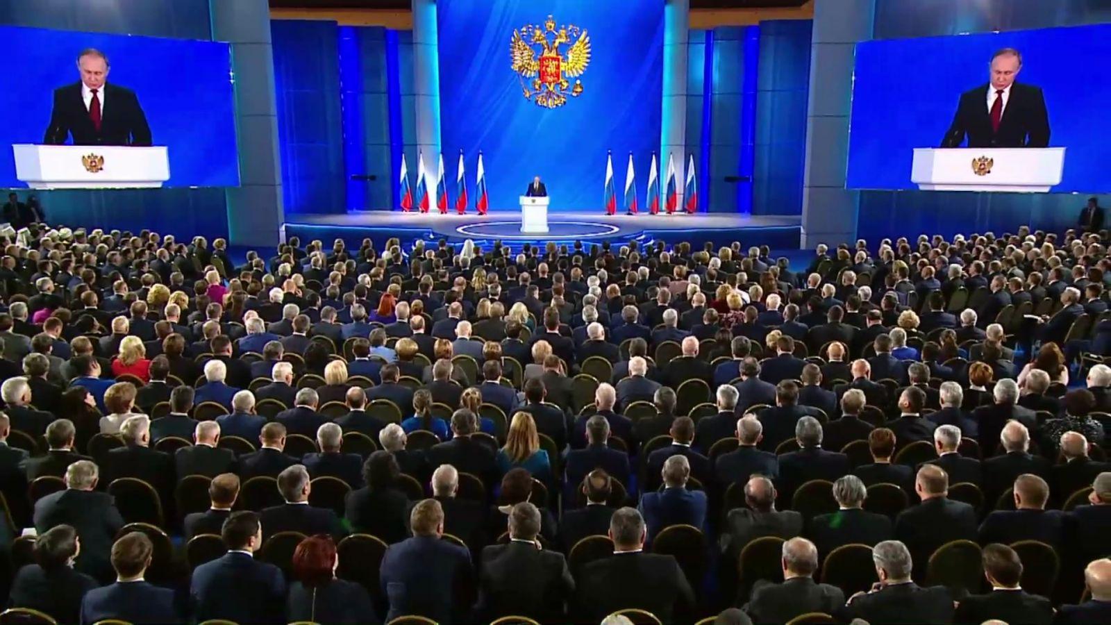 Какие изменения ждут россиян в ближайшее время? Тезисы обращения Владимира Путина к Федеральному собранию