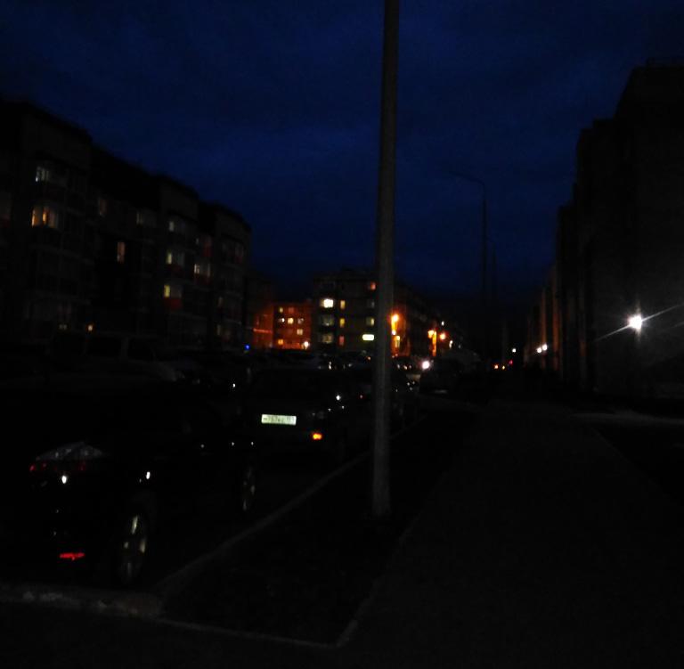 Хотели, как лучше, получилось – как всегда? Почему почти месяц не освещается кисловодская улица
