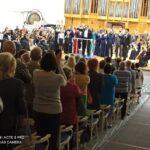Концерт в зале имени А.Скрябина, посвященный Дню Победы, прошел на одном дыхании