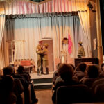У войны не женское лицо. Премьера в театре-музее «Благодать» 9 мая прошла блестяще