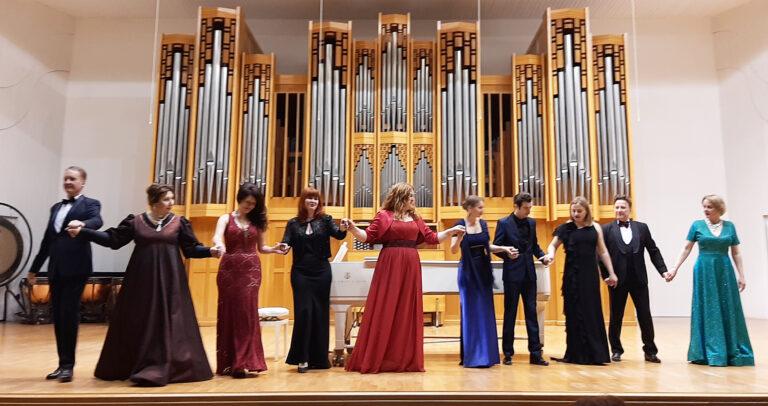 Концерт ко Дню Славянской культуры и письменности прошел в зале имени Скрябина