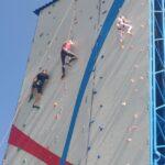 Соревнования по скалолазанию на первенство края стартовали в Кисловодске