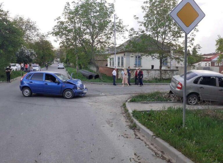 В Кисловодске в автоаварии пострадал 10-летний ребенок
