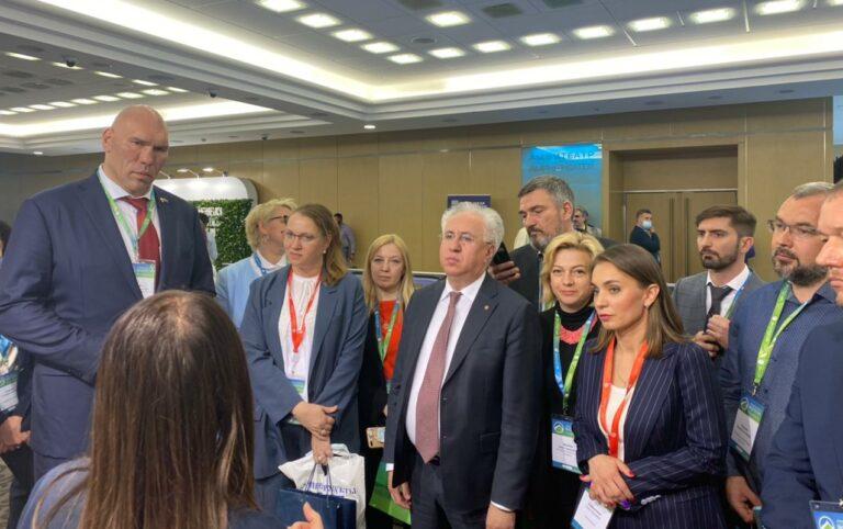 Кисловодск вышел в лидеры России по эффективности экологической деятельности