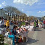 На Курортном бульваре прошел фестиваль«Пасхальная радость»