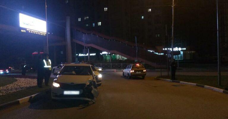На проспекте Победы пострадал 14-летний подросток