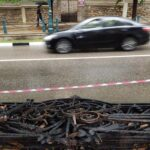 """Реставрация - или """"как всегда""""? Зачем на улице Герцена сняли старинные чугунные решетки"""