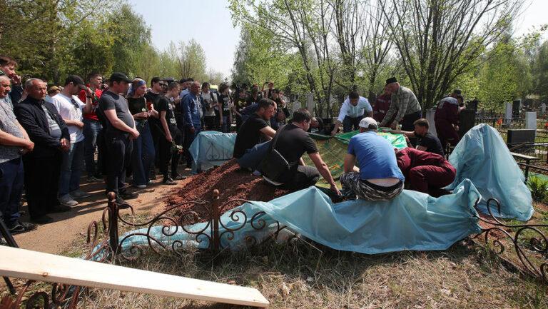 Считаю, что убийства в казанской школе – на совести законодательной и исполнительной властей страны