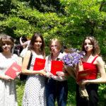 Выпуск «ярошенковцев»-2021 отпраздновали на Белой вилле