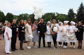 «Белый цветок» – символ вклада в помощь детям