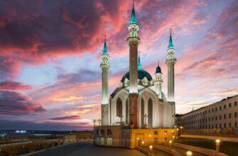 Поздравляем мусульман с праздником Курбан-байрам!