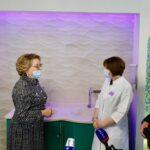 Валентина МАТВИЕНКО: Ставрополье может стать базовым регионом для реабилитации переболевших коронавирусом