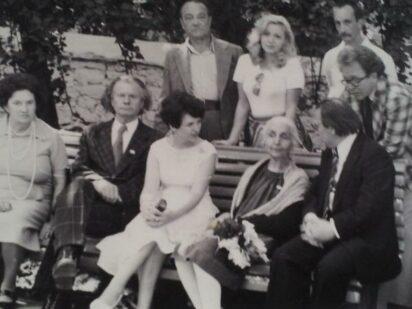"""Первая встреча, или история одной фотографии. Вашингтонский журнал """"Чайка"""" опубликовал воспоминания Нины Валяевой"""