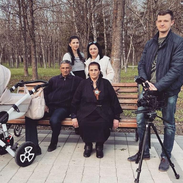 Инженер из Ессентуков «пишет» кинолетопись героев войны