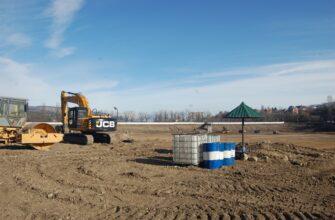 Старое озеро рождается в муках: завершение работ отодвинулось на год?