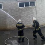 В торгово-производственной компании в Буденновске горел цех
