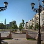 Мое путешествие в город Грозный