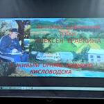 """""""К живым огням родного Кисловодска"""". Выставка Алексея Травкина"""