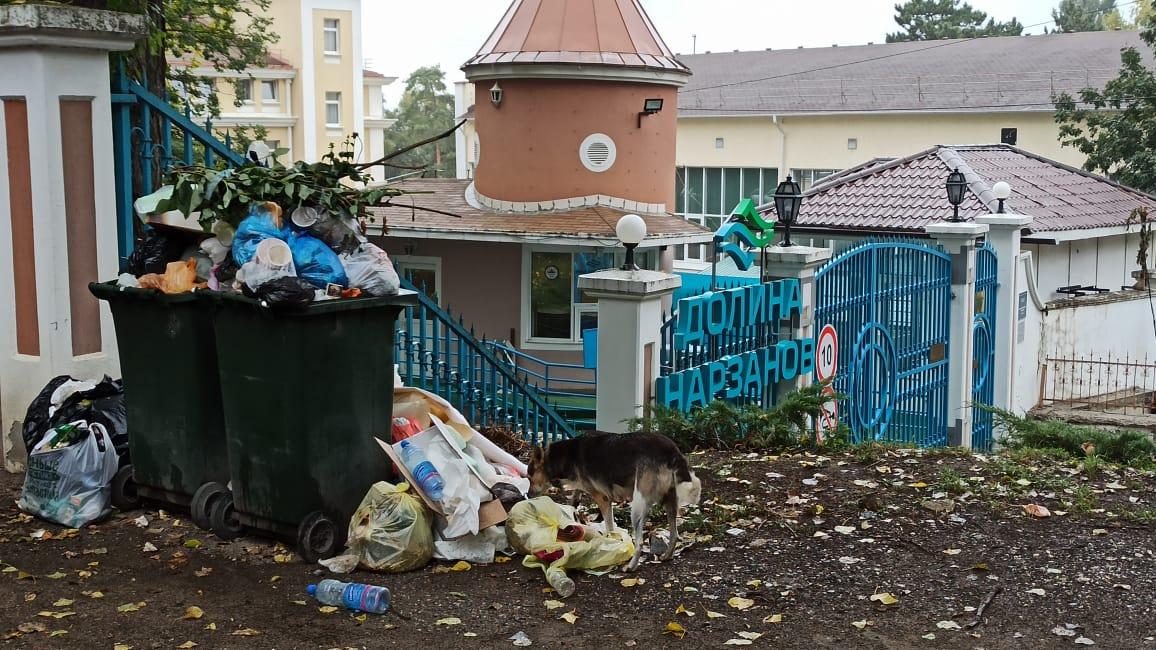 Кисловодчане жалуются: улица в курортной зоне тонет в мусоре