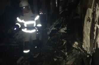 При пожаре в ставропольской многоэтажке погибли три человека