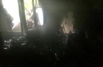 В Пятигорске при пожаре погибла женщина