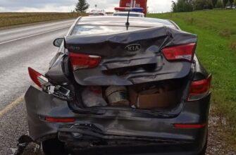 В ДТП в Изобильненском городском округе пострадали два человека