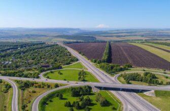 Дорога Минводы - Кисловодск к 2023 году расширится до четырех полос