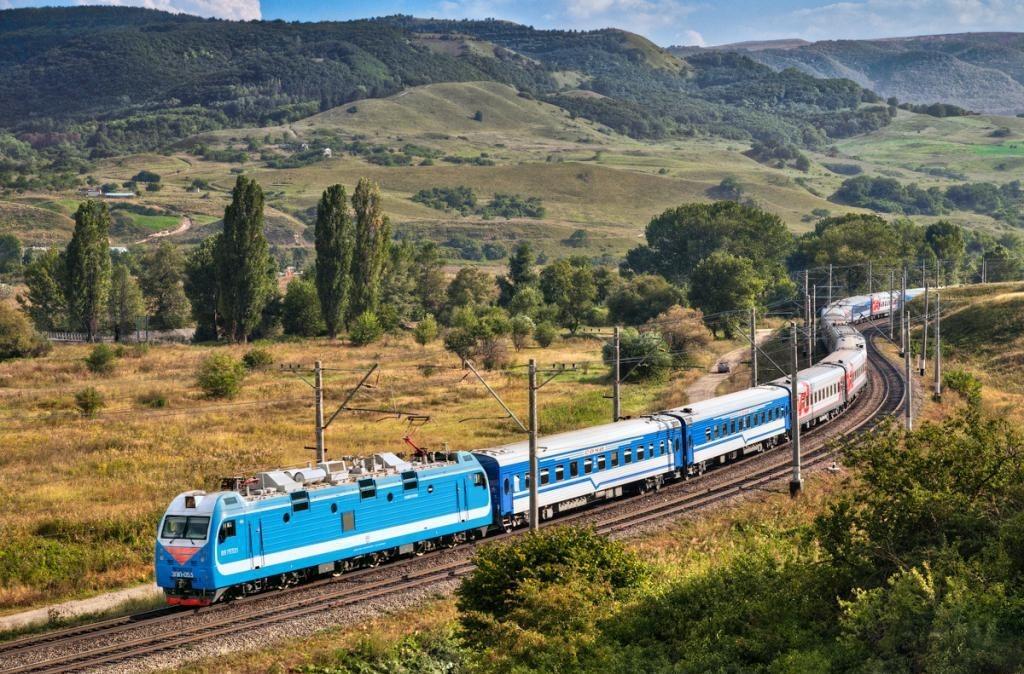 Кисловодск и Ессентуки - в лидерах по востребованности путешествующих на поезде
