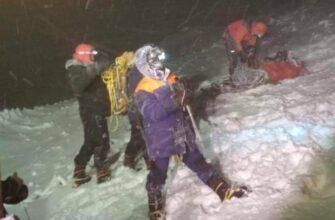 На Эльбрусе смогли спасти 14 человек из 19