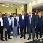 Союз армян России наградил ПГУ Орденом первой степени «За заслуги»