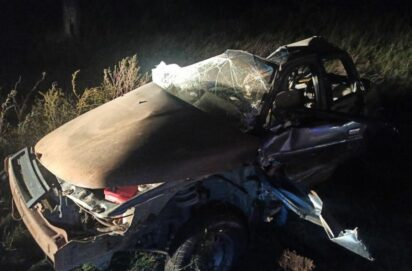 Два смертельных ДТП произошли в Благодарненском округе на одной дороге почти в одно время