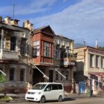 Старинная улица Кольцова