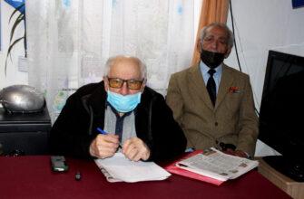 В Союзе офицеров в Кисловодске состоялся праздник мудрости и доброты